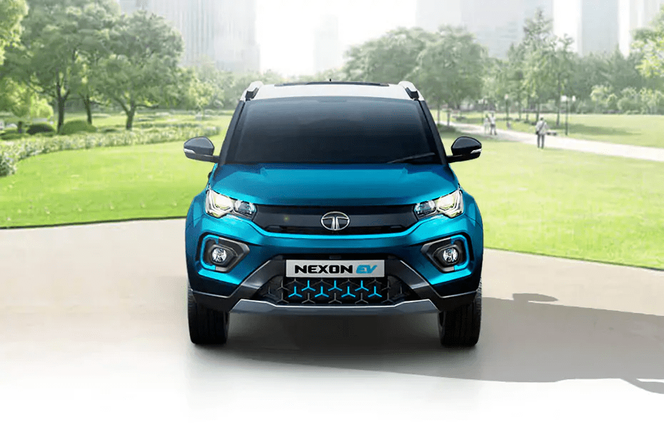 Tata Nexon EV Launched- At Introductory Price Of Rs 13.99 Lakh 1