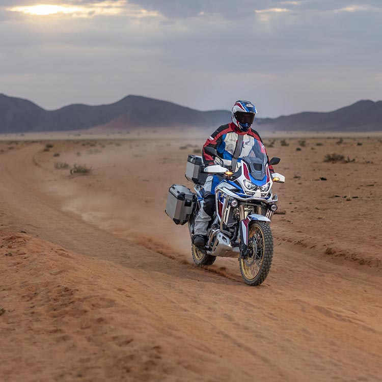 2020 Honda Africa Twin Launched 2
