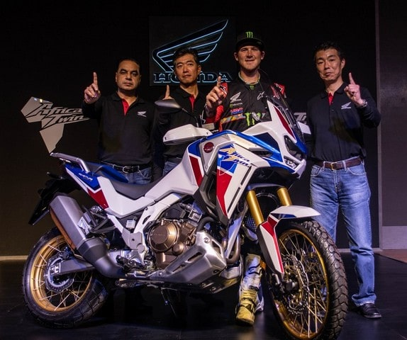 2020 Honda Africa Twin Launched 1