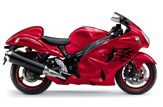 Suzuki Hayabusa Not Discontinued In India- BS6 Model Maybe Launched Soon! 1