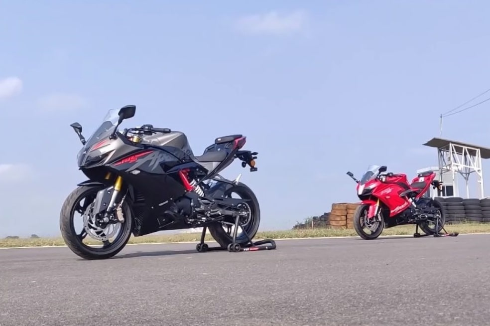 2020 TVS RR310 BS6 Review- What Are The Changes 1