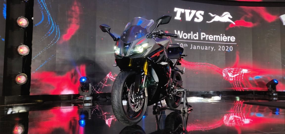 2020 TVS RR310 BS6 Review- What Are The Changes 2