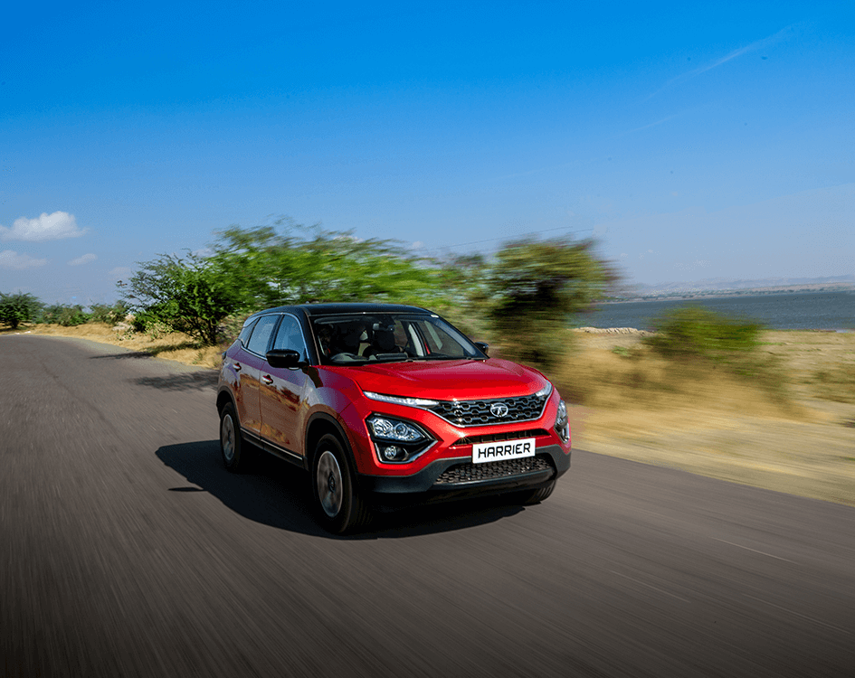 2020 TATA Harrier Launched 1