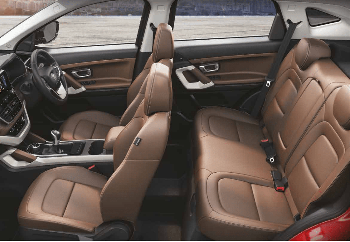 2020 TATA Harrier Launched 2