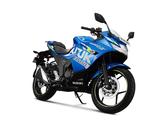 BS6 Suzuki Gixxer, Gixxer SF Launched- Starts At Rs 1.12 Lakh 2