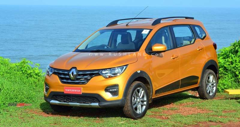Renault Triber Review 1