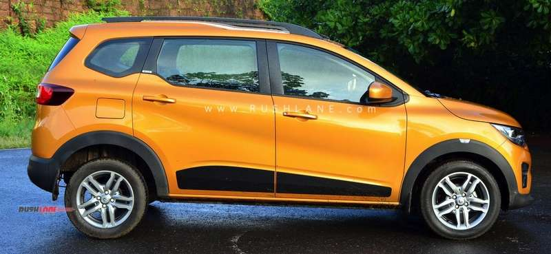 Renault Triber Review 8