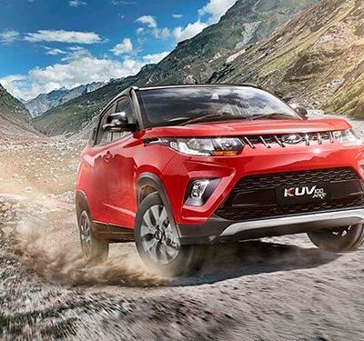 Mahindra KUV100 NXT BS6 launched