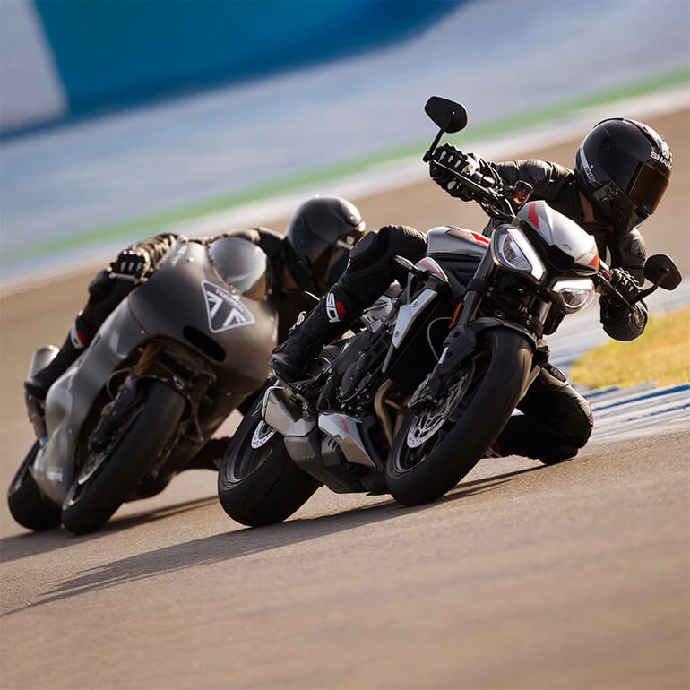 2020 Triumph Street Triple RS-4