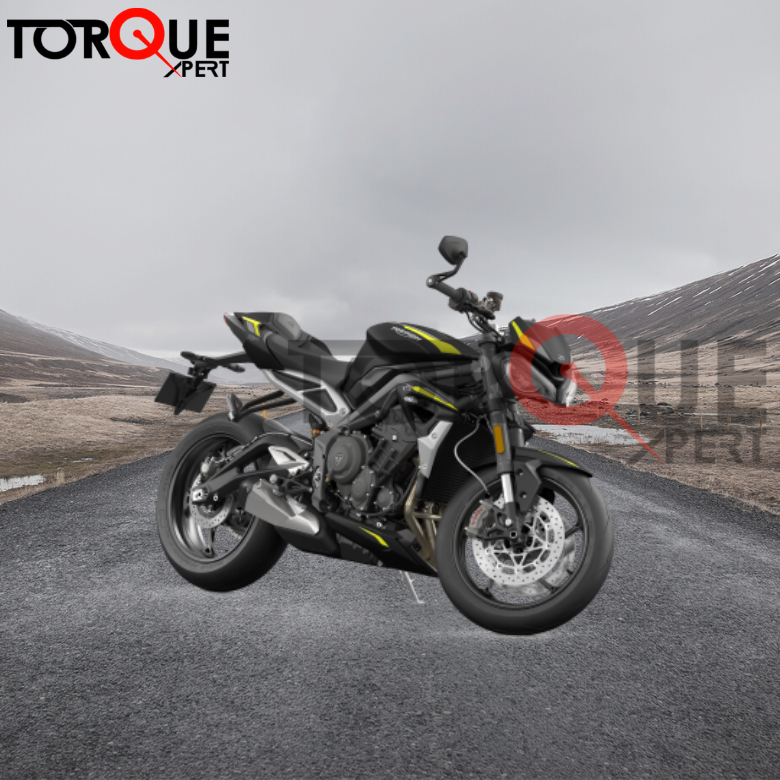 2020 Triumph Street Triple RS