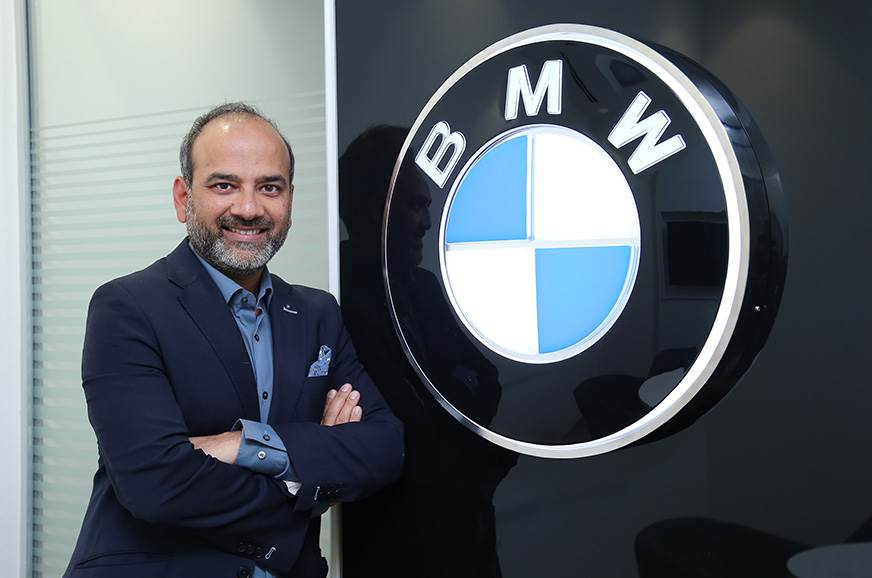 Rudratej Singh, CEO of BMW India Passes away