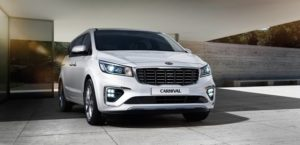 Kia Carnival to get a 4-seater option