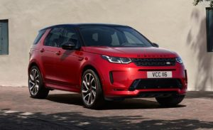 Range Rover Evoque, Land Rover Discovery Sport Now equipped with Plug-In Hybrids