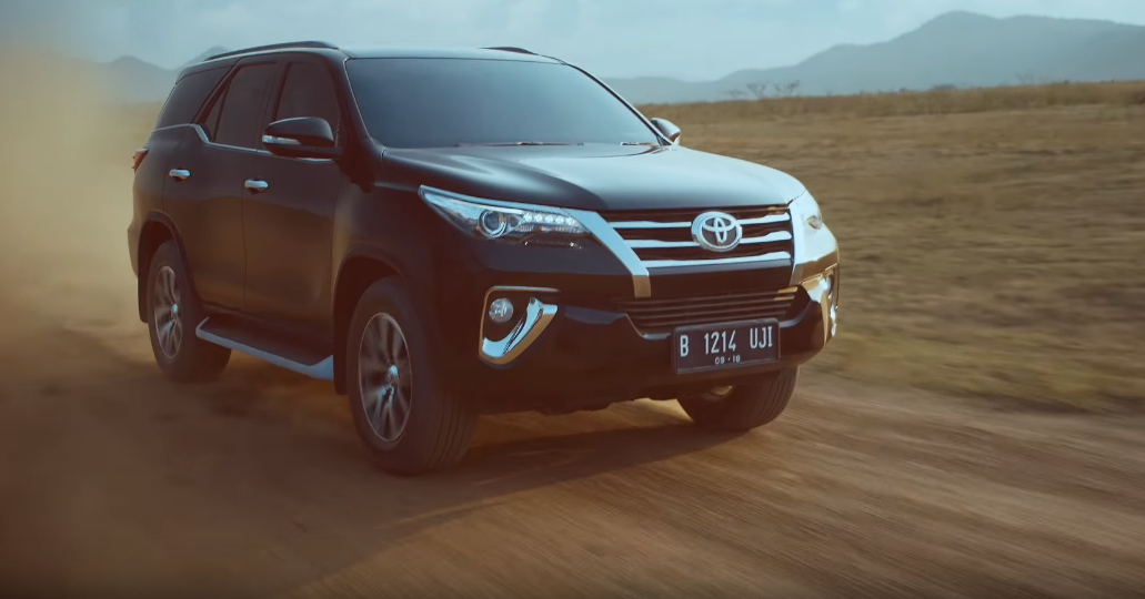 Toyota Fortuner Limited-Edition