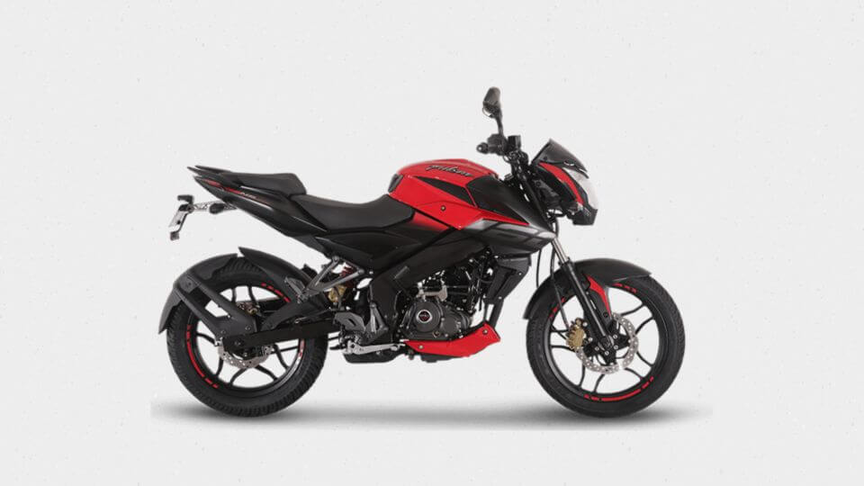 BS6 Bajaj Pulsar NS160 Launched. Priced At Rs 1.03 Lakh 2