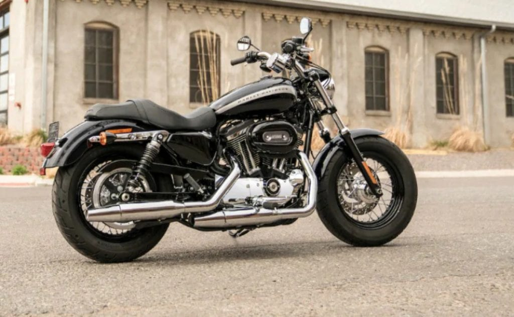 BS6 Harley-Davidson Custom 1200 Launched | Priced at Rs 10.77 Lakhs 1