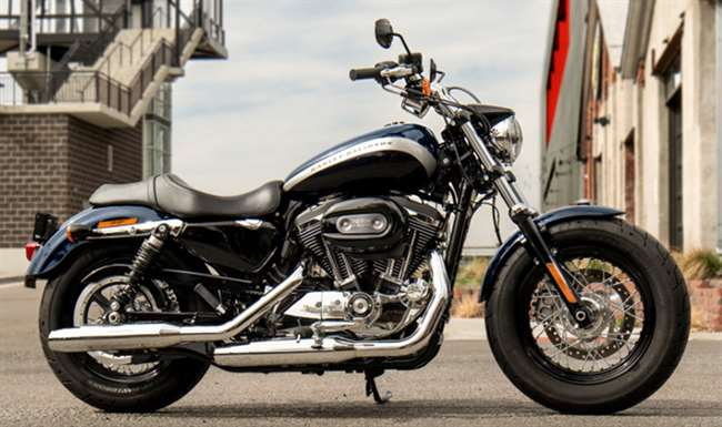 BS6 Harley-Davidson Custom 1200 Launched | Priced at Rs 10.77 Lakhs 2