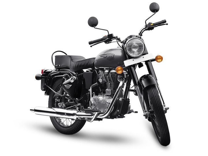 BS6 Royal Enfield Bullet 350