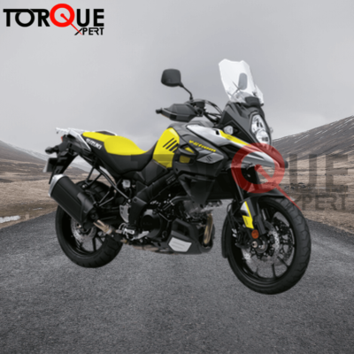 BS6 Suzuki V-Strom 650 XT Teased. To Be Launched Soon