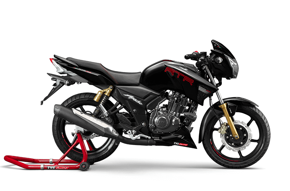 2020 TVS Apache RTR 180 BS6 Launched 1