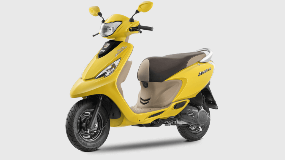 BS6 TVS Scooty Zest 110 To be Launched Soon. Will It Be Costlier Than Before? 1