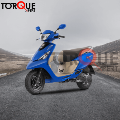 BS6 TVS Scooty Zest 110 To be Launched Soon
