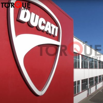 Ducati Restarts Operations In It's Factory