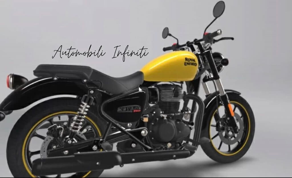 Royal Enfield Meteor 350 Spotted On Website Ahead Of Launch. Price Leaked. 3