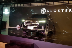 MG Gloster: The upcoming luxury premium SUV from the house of Morris Garages 2