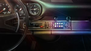 Now Porsche offers modern infotainment upgrades in classic 911s