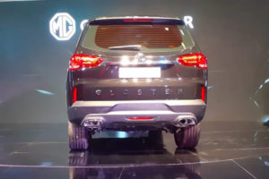 MG Gloster: The upcoming luxury premium SUV from the house of Morris Garages 3