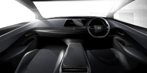 Nissan won't feature vertical touchscreens