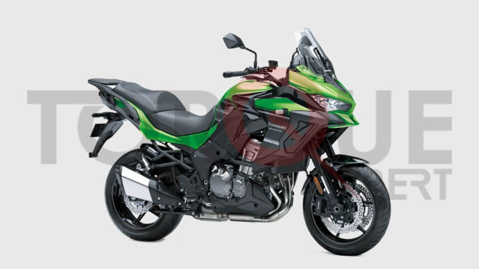 Kawasaki India Has Launched The BS6 Versys 1000. Price Increased! 1