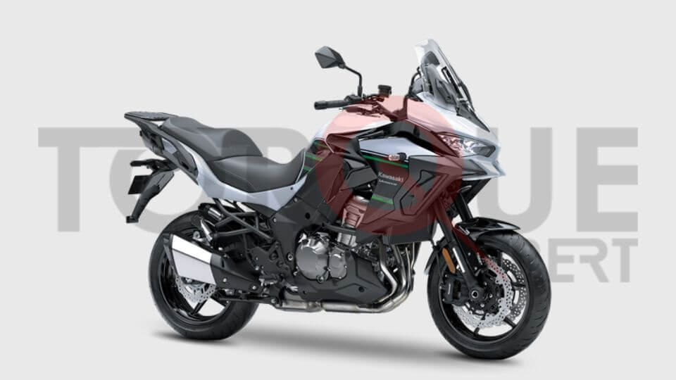 Kawasaki India Has Launched The BS6 Versys 1000. Price Increased! 2
