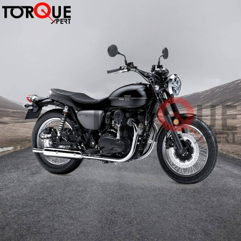 BS6 Kawasaki W800 Launched. Price Decreased By Rs 1 Lakh