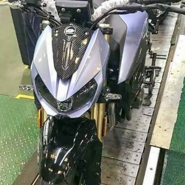 Benelli SRK600 (TNT 600i Replacement) Spied Undisguised! 2