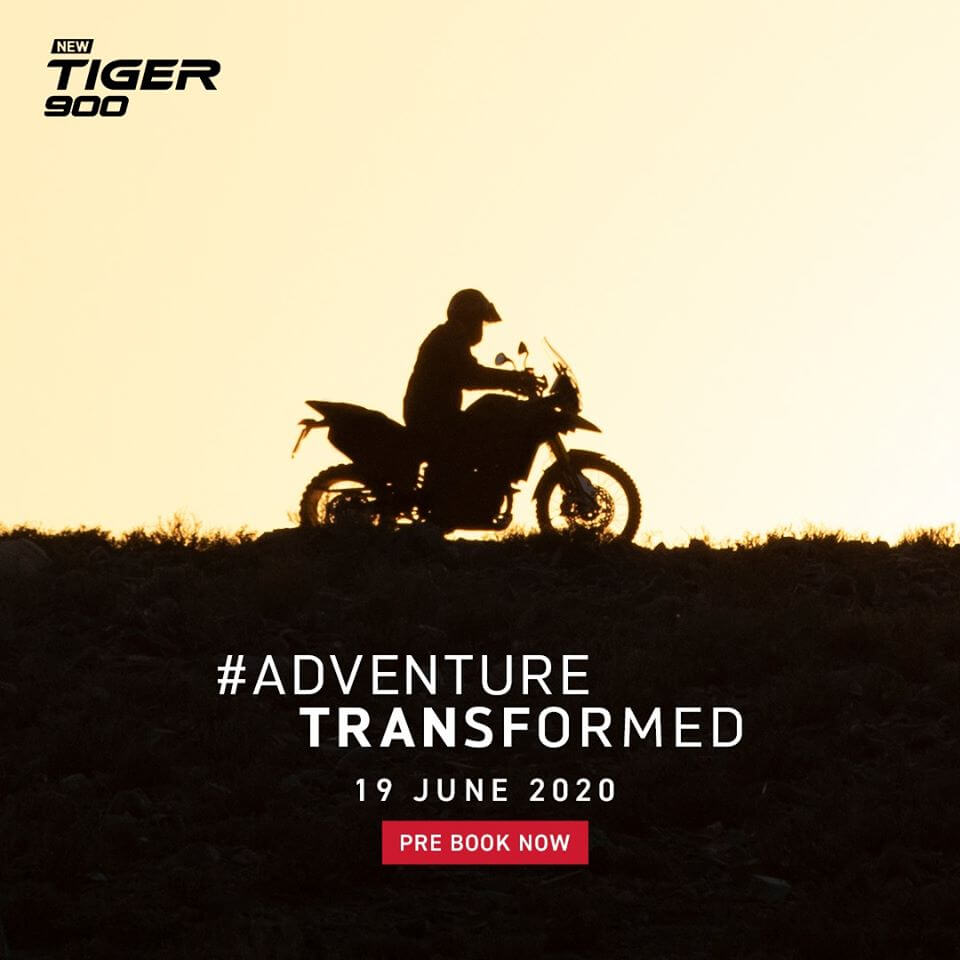 Triumph Tiger 900 To Be Launched On June 19
