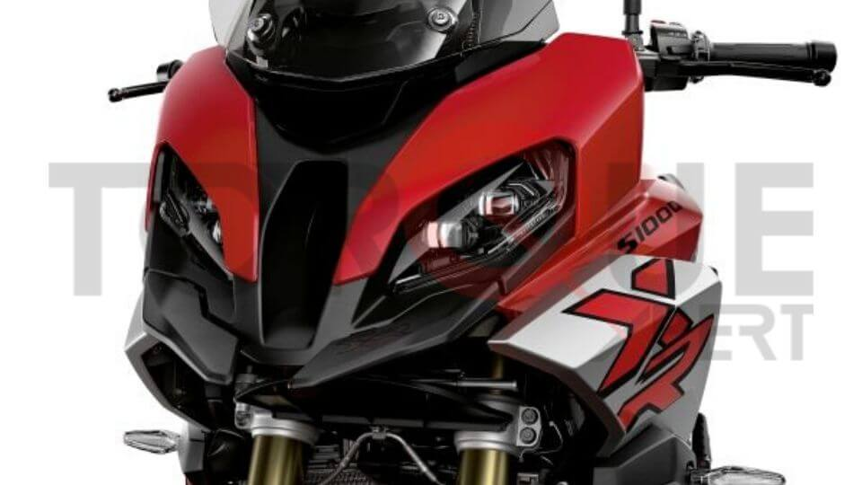 BMW S 1000 XR Pro Front View