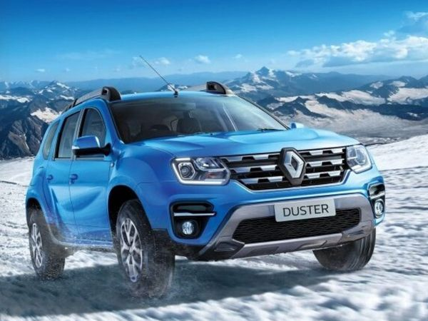Renault Duster turbo-petrol