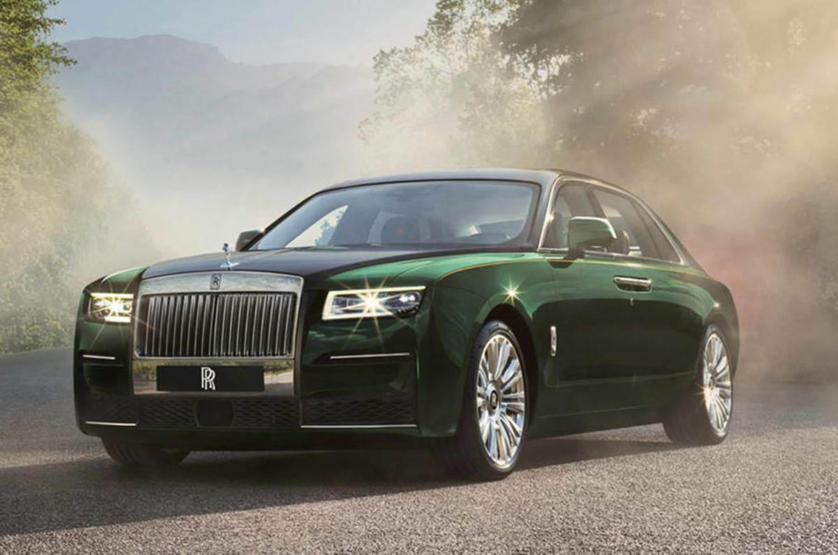 Rolls-Royce Ghost Extended Version