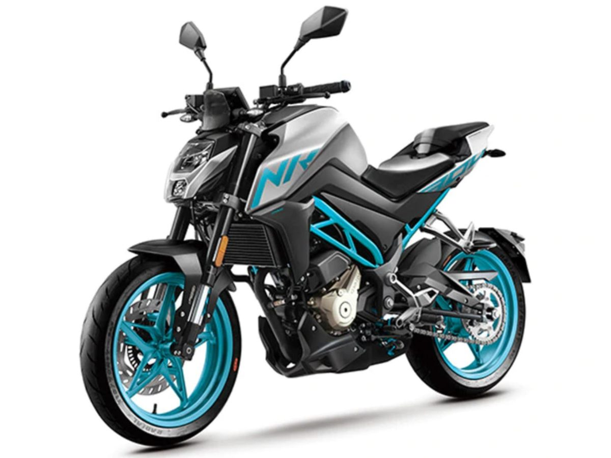 BS6 CFmoto 300Nk Streetfighter