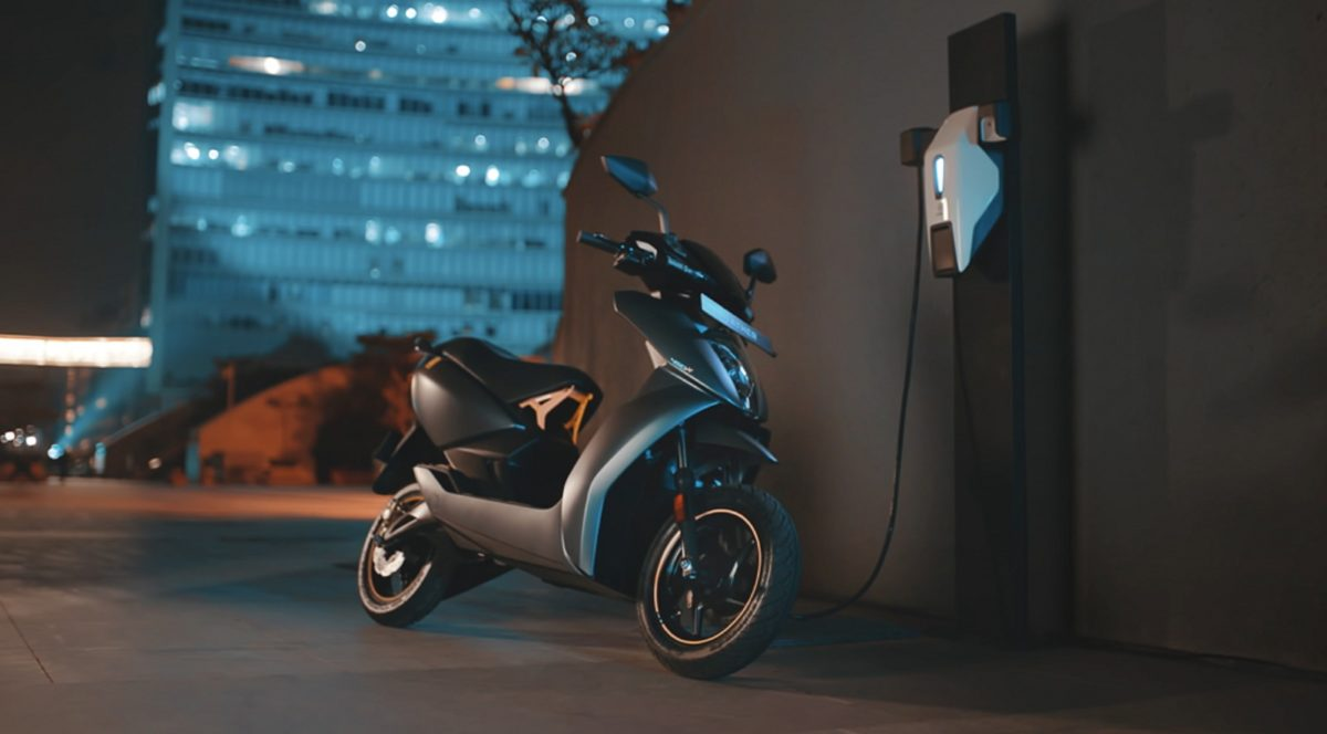 Ather Energy Begins Retail Operations In Jaipur