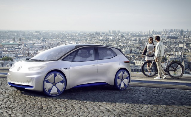Volkswagen ID Electric Cars