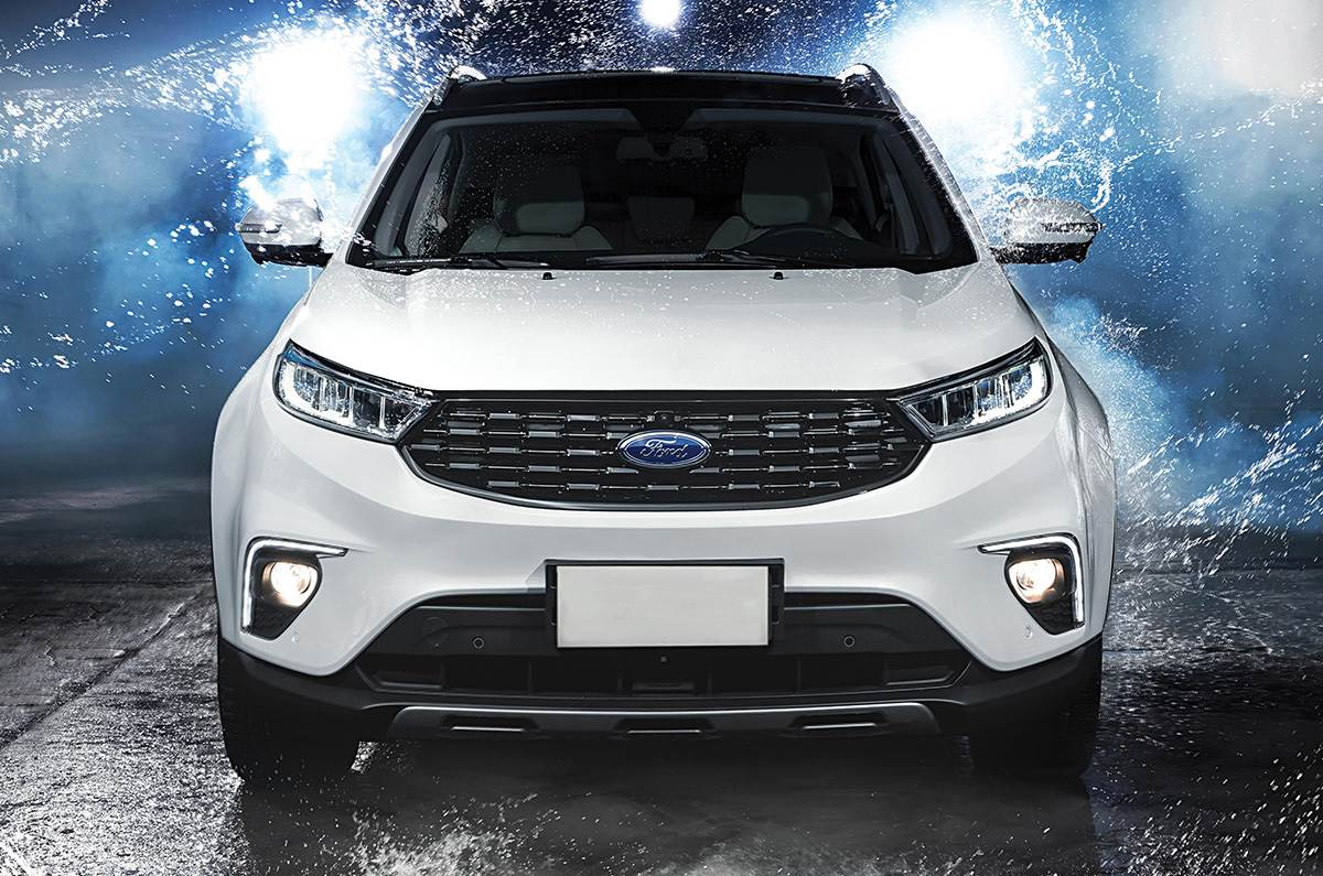 New Ford C-SUV