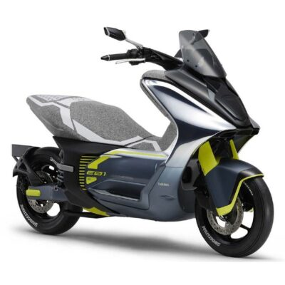 Yamaha E01 Electric Scooter