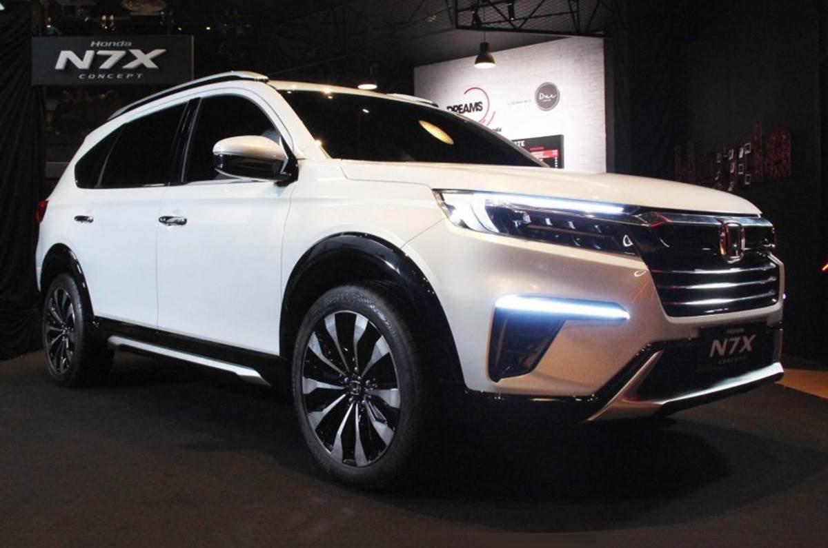Honda N7X Based SUV