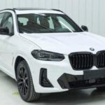 2022 BMW X3 Facelift