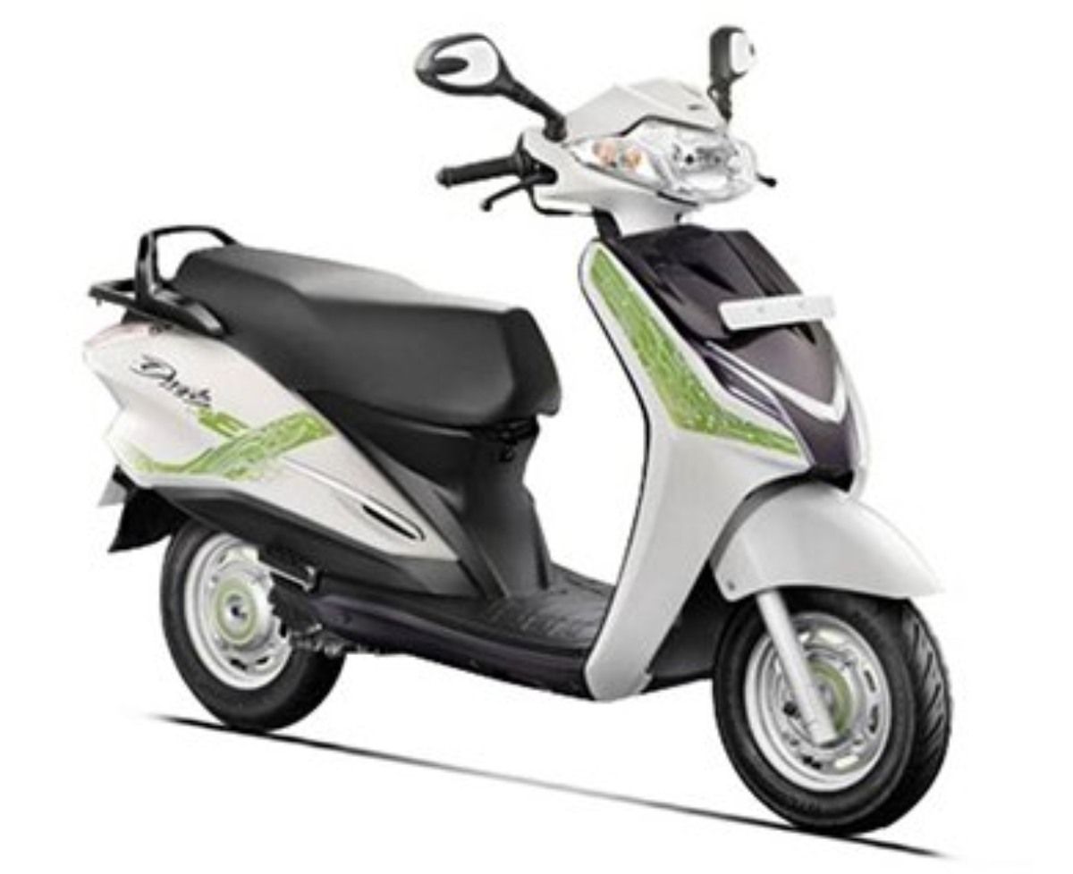 Hero MotoCorp First Electric Scooter