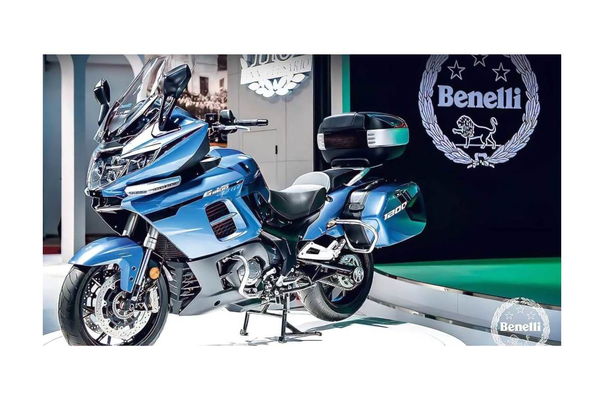 Benelli 1200GT