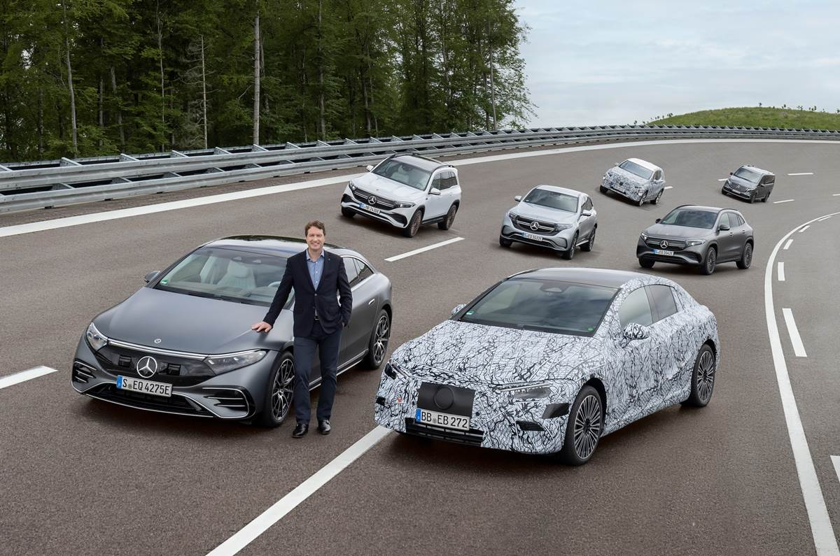 Mercedes-Benz All-Electric